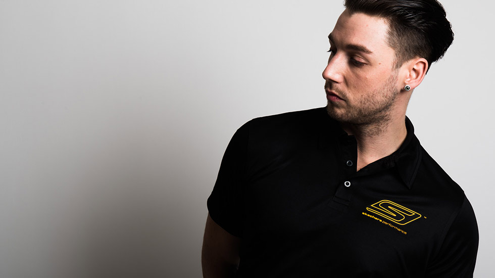 Embroidered polo shirts and workwear from kustom clothing